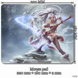 Mouse Pad - League Of Legends Nidalee Mouse Pads