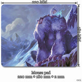 Mouse Pad - League Of Legends Nunu's Mouse Pad