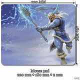 Mouse Pad - League Of Legends Olaf Mouse Pads