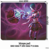 Mouse Pad - League Of Legends Orianna Mouse Pads