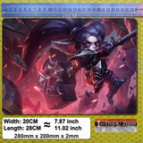 Mouse Pad - League Of Legends Poppy Mouse Pads