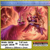 Mouse Pad - League Of Legends Quinn's Mouse Pad