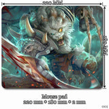 Mouse Pad - League Of Legends Rengar Mouse Pads