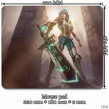 Mouse Pad - League Of Legends Riven Mouse Pad's
