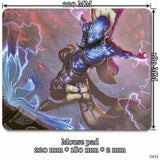 Mouse Pad - League Of Legends Ryze Mouse Pads