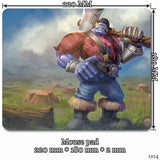 Mouse Pad - League Of Legends Sion Mouse Pads