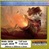 Mouse Pad - League Of Legends Tristana Mouse Pads