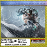 Mouse Pad - League Of Legends Tryndamere Mouse Pads