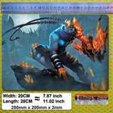 Mouse Pad - League Of Legends Varus Mouse Pads