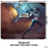 Mouse Pad - League Of Legends Vayne Mouse Pad's