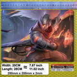 Mouse Pad - League Of Legends Yasuo Mouse Pad's