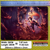 Mouse Pad - League Of Legends Zyra Mouse Pads