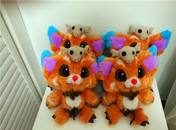 League of Legends Gnar Plush 32cm