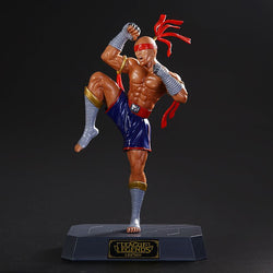 League of Legends Lee Sin Action Figure 19CM - League Of Legends One Stop Shop