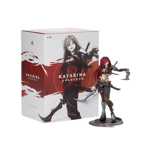 League of Legends Katarina Action Figure 24CM - League Of Legends One Stop Shop