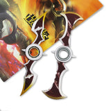 League of Legends Draven Axes Spinner Weapon - League Of Legends One Stop Shop