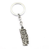 League of Legends Metal Logo Keychain Special Offer - League Of Legends One Stop Shop