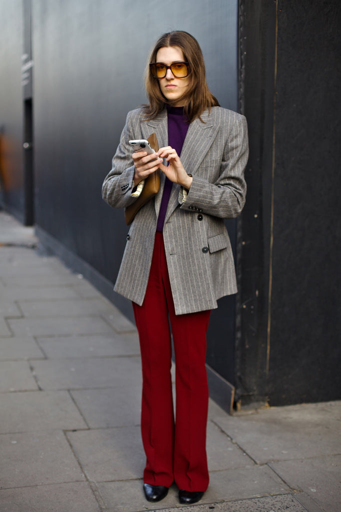 Streetstyle, London Fashion Week