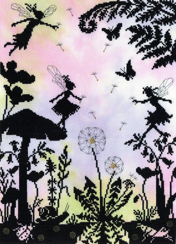 Fairy Glade Cross Stitch Kit