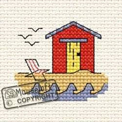 Beach Hut - By The Seaside