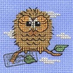 Baby Owl - Stitchlets kit