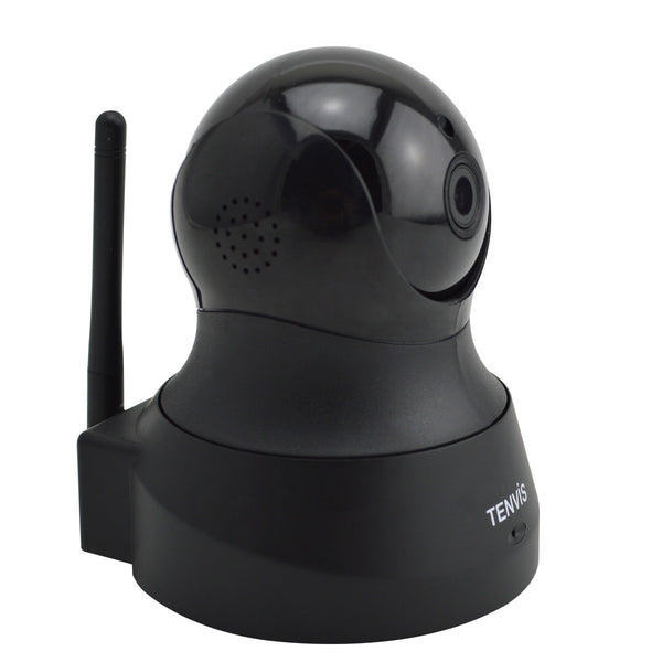 Tenvis TH661 HD 720p P2P Pan and Tilt Wireless IP Network CCTV Security Camera