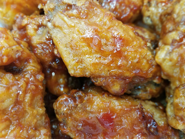Trini Style Wings