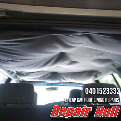Cheap Car Roof Lining Repairs 5 Year Warranty Work Guaranteed  We Come To You - Repair Bull
