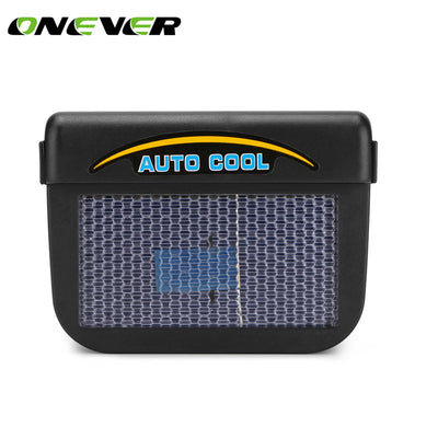 Solar Sun Power Mini Air Conditioner for Car Car Window Auto Air Vent Cool Fan Portable Car Air Conditioner Ventilation - Repair Bull