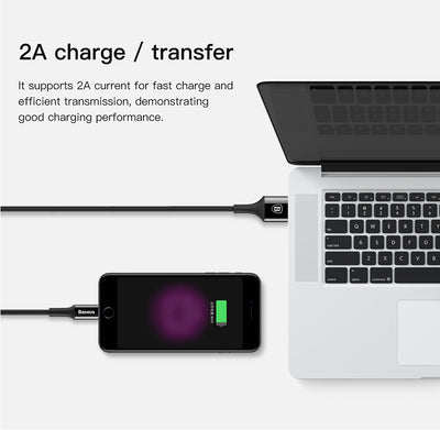 Baseus Lightning Charger Cable - Repair Bull
