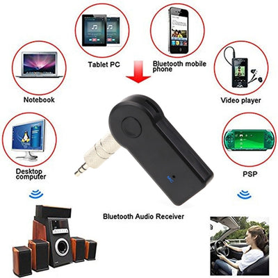 Mini Bluetooth Audio Receiver - Repair Bull