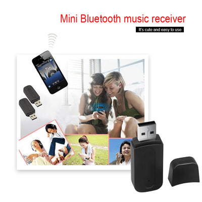 Mini Wireless Audio Receiver - Repair Bull