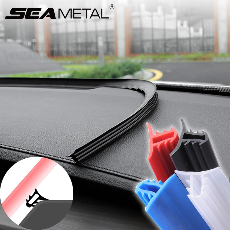 SeaMetal Car Stickers Dashboard Sealing Strip - Repair Bull