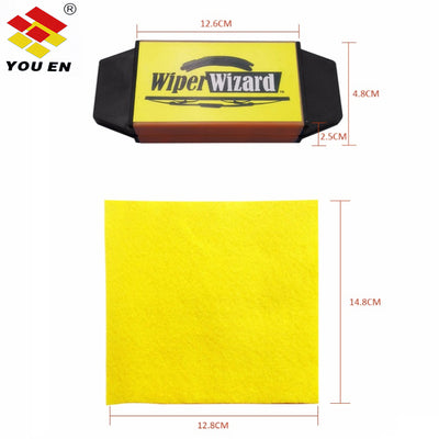 Car Windshield Wiper Cleaner - Repair Bull
