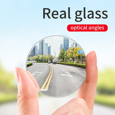 Baseus 360 Degree Wide Angle Rimless Mirrors - Repair Bull