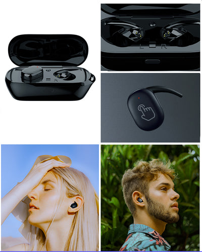 T2C TWS Wireless Mini Bluetooth Earbud For Xiaomi Huawei Mobile - Repair Bull