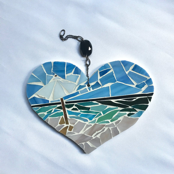 Beach Heart (SOLD)
