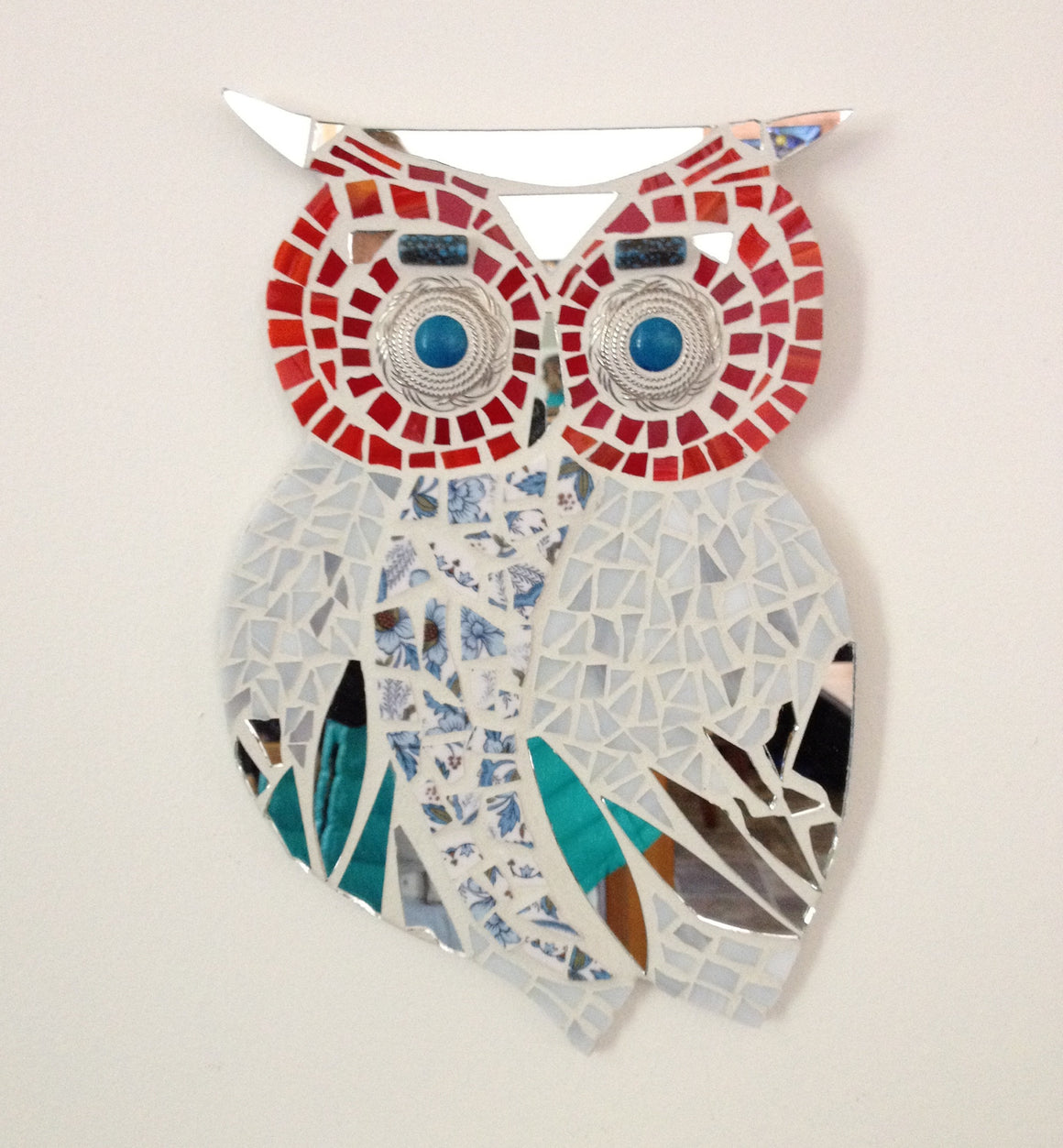 Blue Eye Owl (sold)