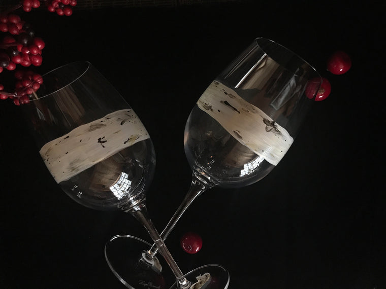Birch Wine Glasses