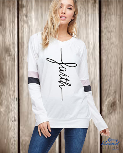 """Faith"" Top"