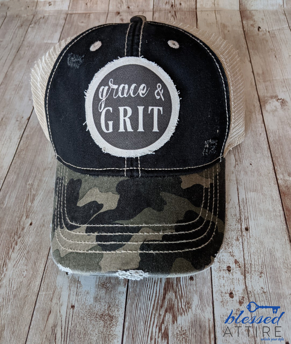 """Grace and Grit"""