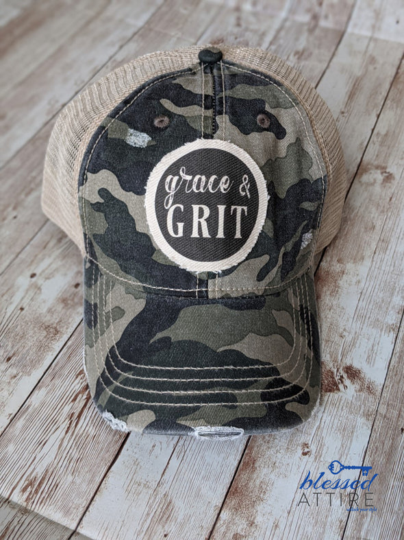 """Grit and Grace"""