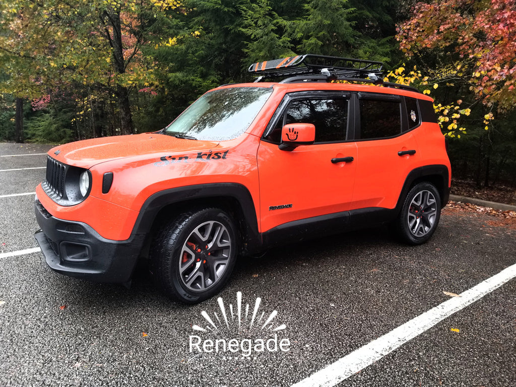 Jeep Renegade | Chrisey S., Facebook Jeep ReneBabe Group Founder