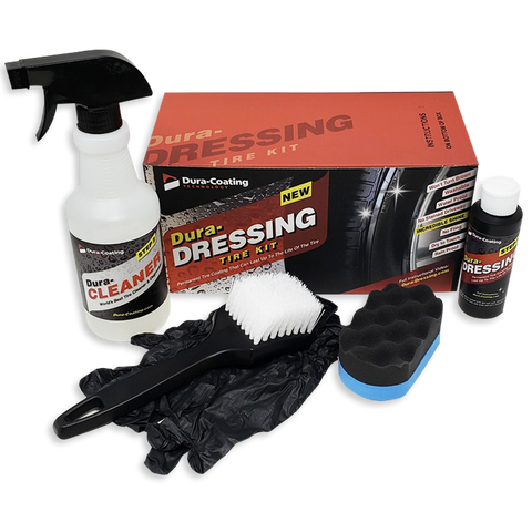 Dura-Dressing Tire Shine Kit