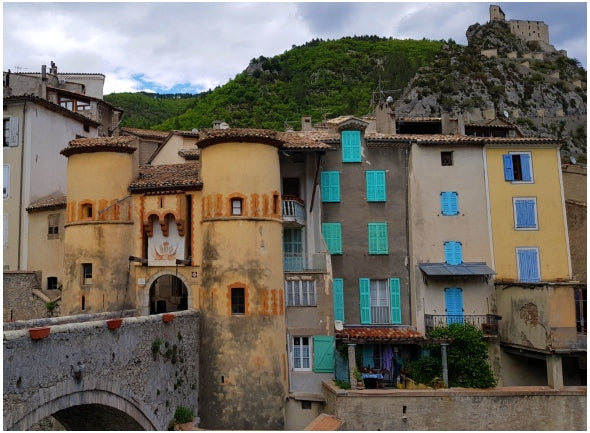 Entrevaux, France 01