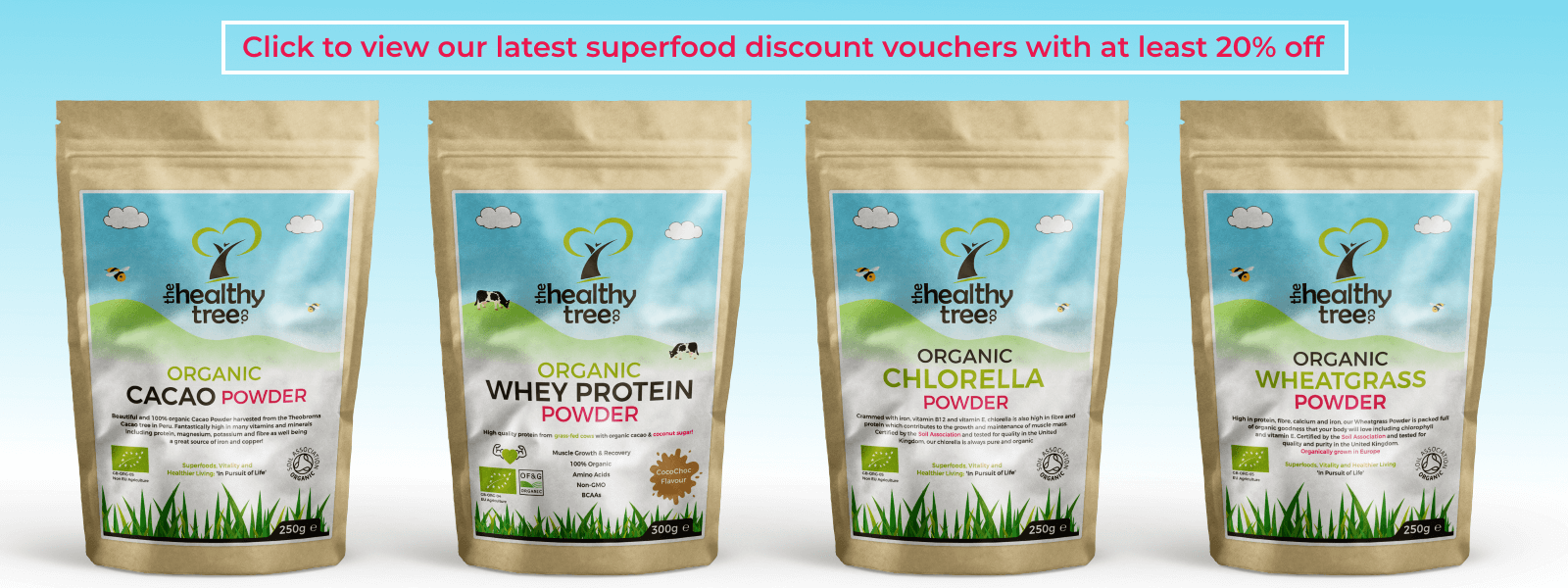 Superfood Discount Offers