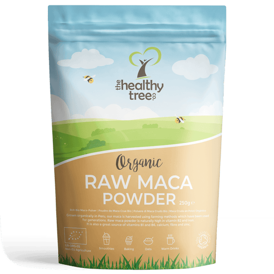 Organic Raw Maca Powder