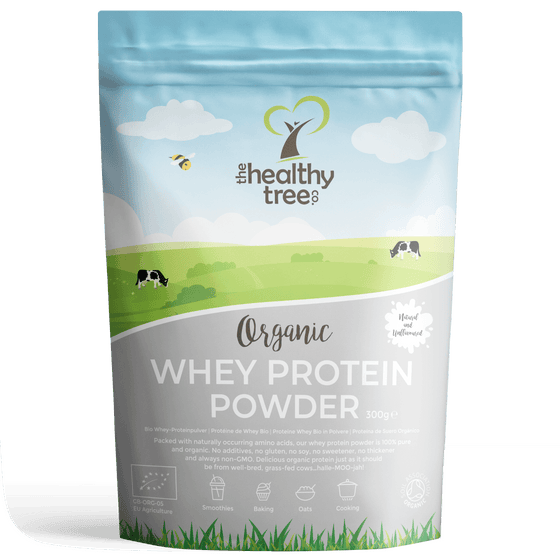 Organic Whey Protein - Unflavoured