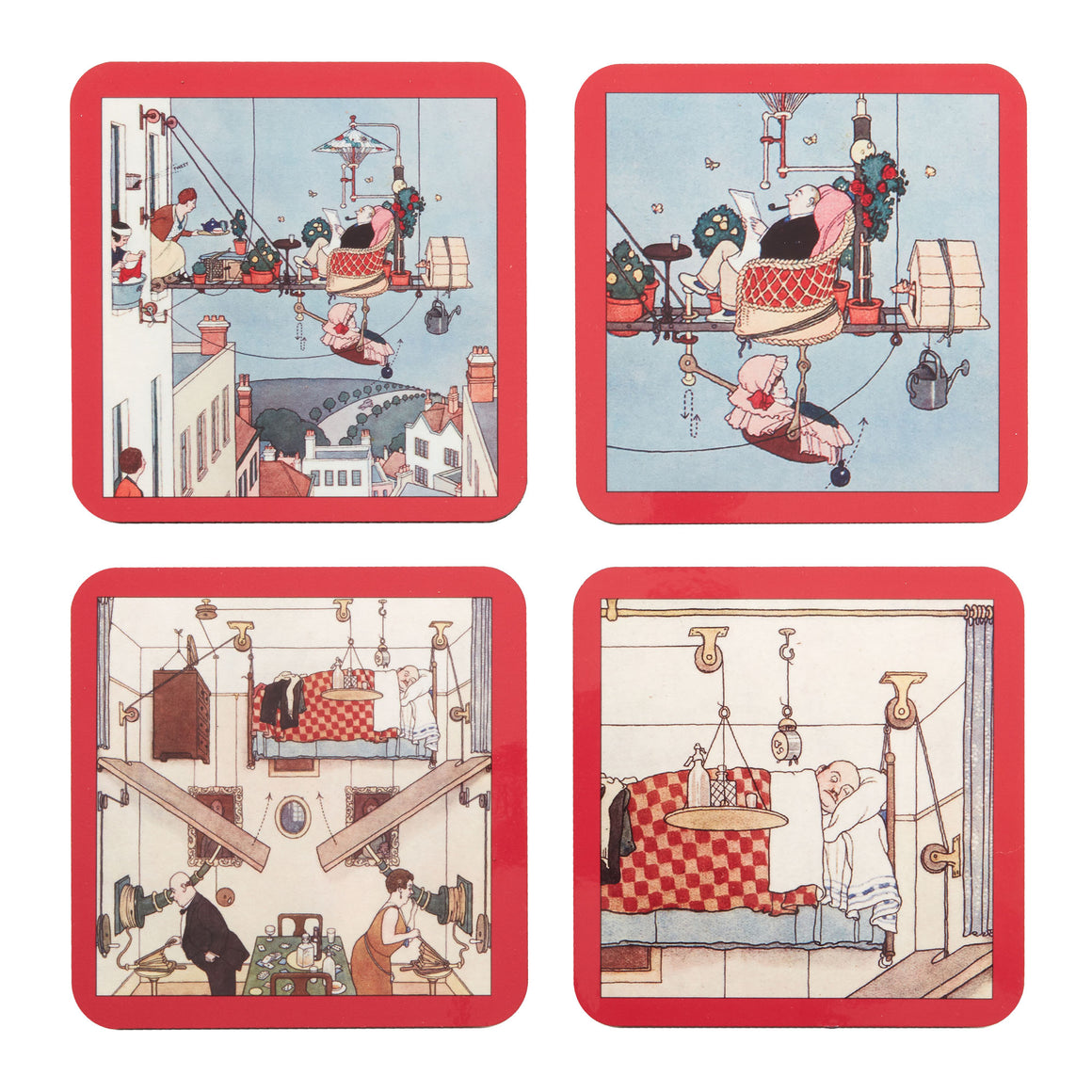Coasters - Ideal Home