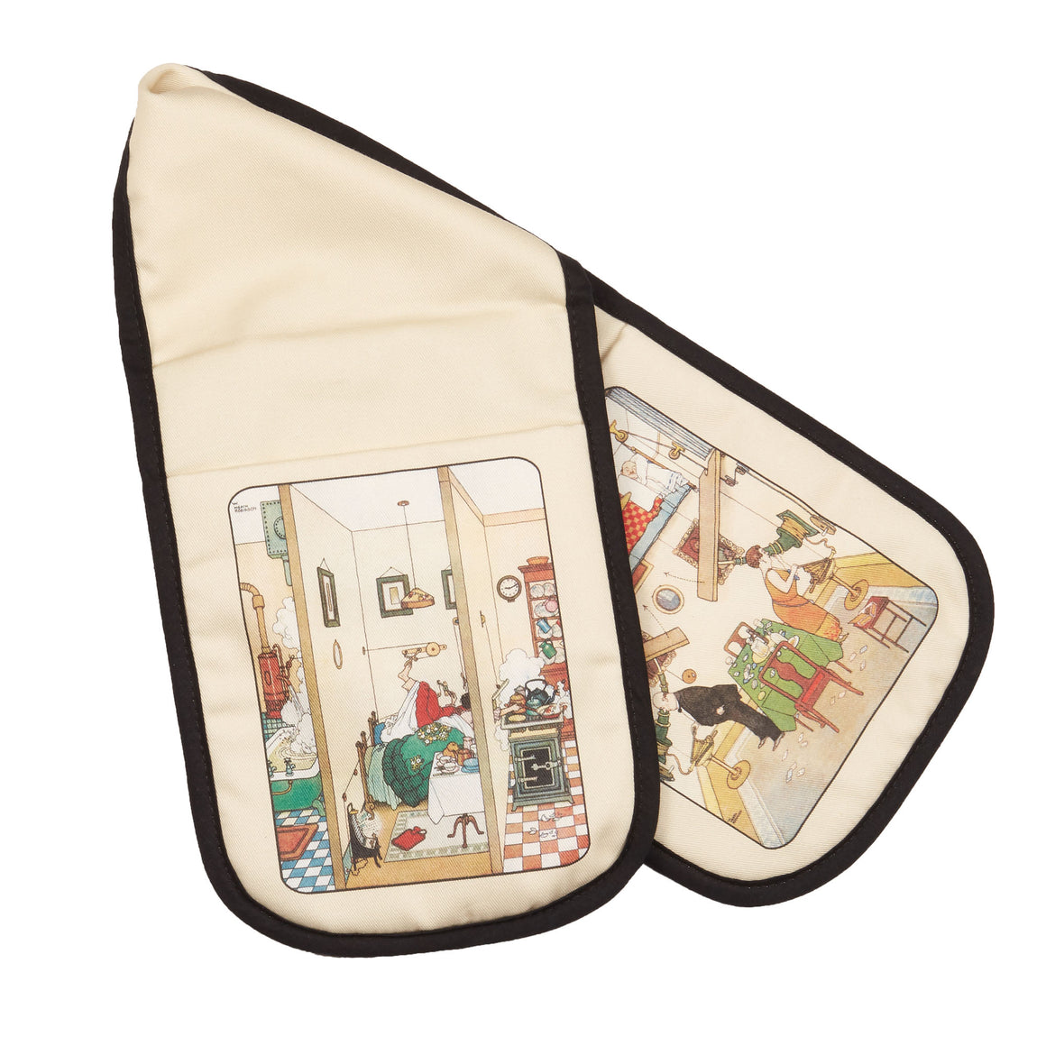 Double Oven Glove - Spare Room & Bedroom Comfort